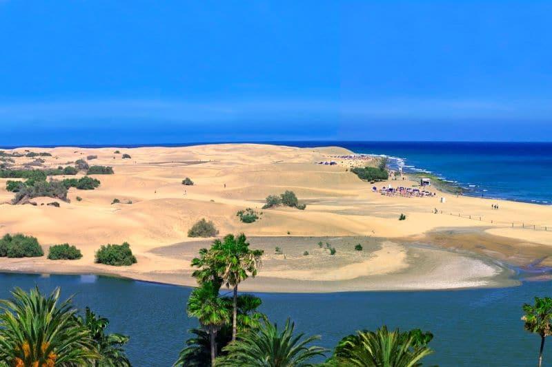 Eiland Gran Canaria