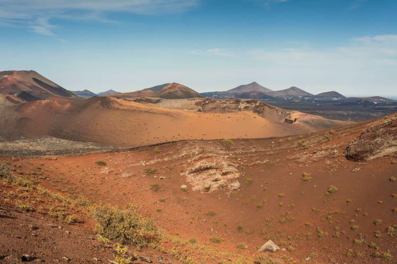 Eiland Lanzarote