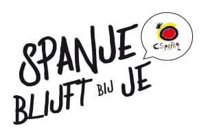 Logo Spanje blijft bij je