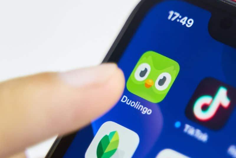 app-duolingo-homescreen-mobiel