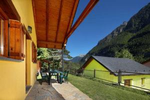 Huis in camping pineta