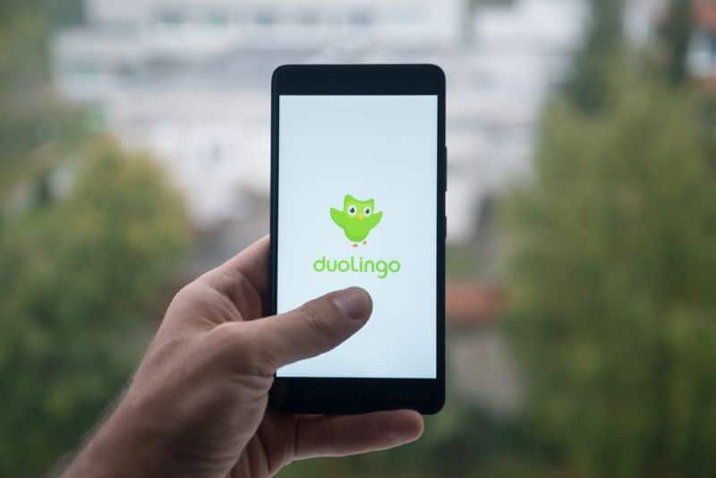 app-duolingo-mobiel