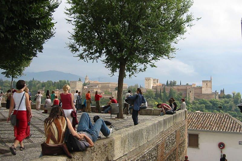 studenten-uitzichtpunt-granada