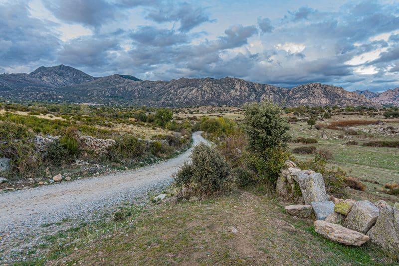 Natuur Maratón-Alpino-Madrileño