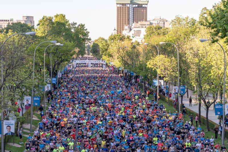 Marathon Rock and Roll Madrid