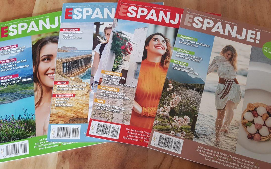 Speciale Spanjepakketten