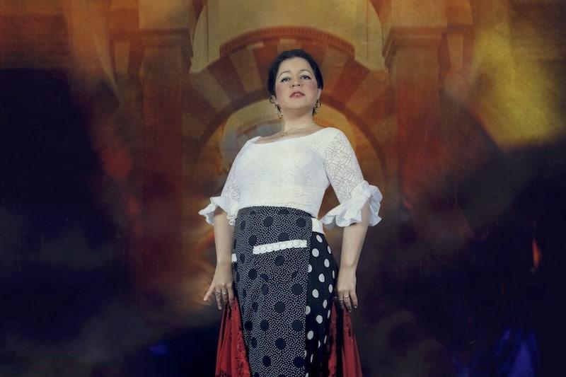 María 'La Serrana' voor optredens naar Nederland en België