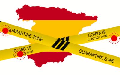 10 x lockdown Spanje: alles wat je moet weten over de noodtoestand