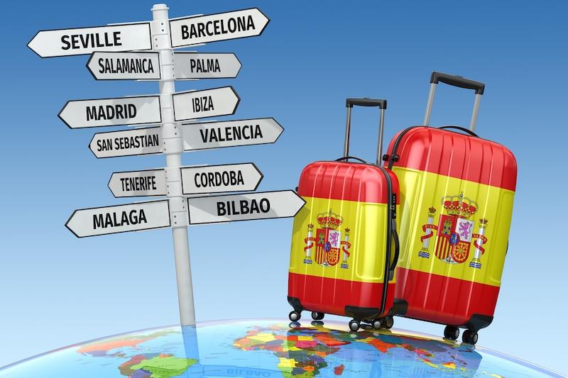 Wat nu als ik een vakantie of stedentrip naar Spanje heb geboekt?