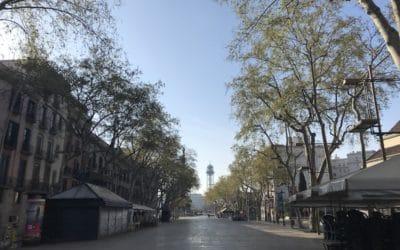 Spaanse woord van het jaar 2020: confinamiento