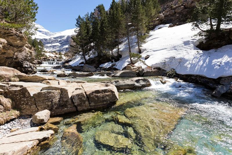 Het Nationaal Park van Ordesa en Monte Perdido
