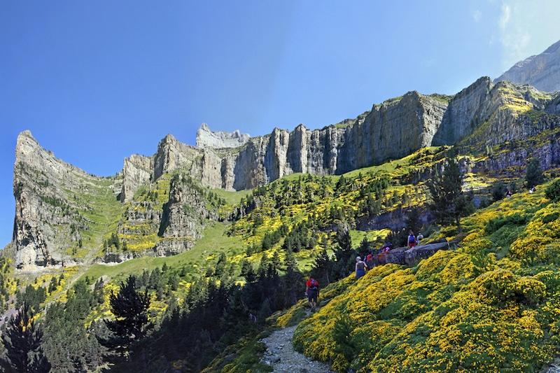 Heerlijk helder Huesca
