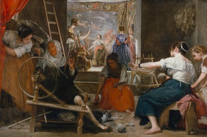 Virtueel Prado Museum bezoek