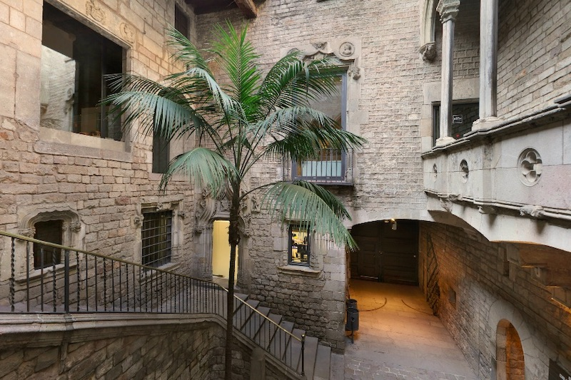 Virtueel bezoek Picasso museum Barcelona