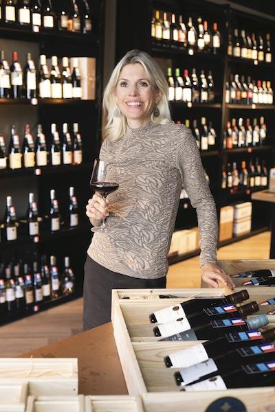 Eline Groenendijk van Winelines