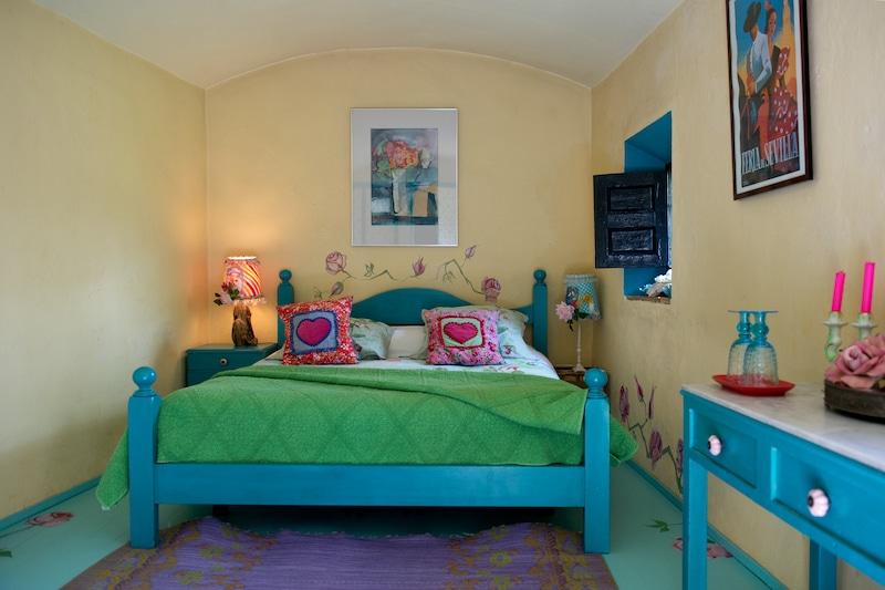 B&B Can Portell slaapkamer
