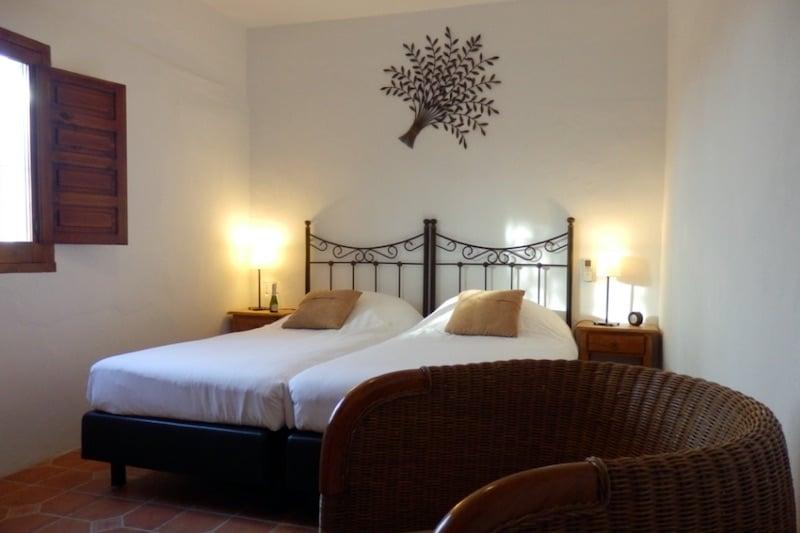 B&B Casa Agradable slaapkamer