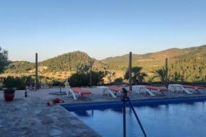 B&B Casa Lamberdina zwembad
