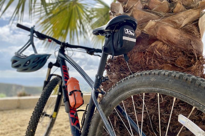 B&B Casa Sin Fin mountainbiken
