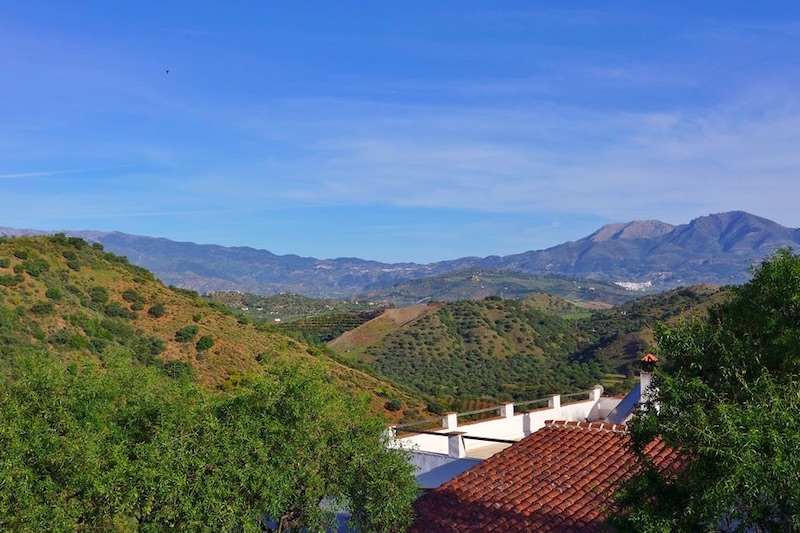 B&B Corazon Andaluz Guesthouse Andalusie omgeving