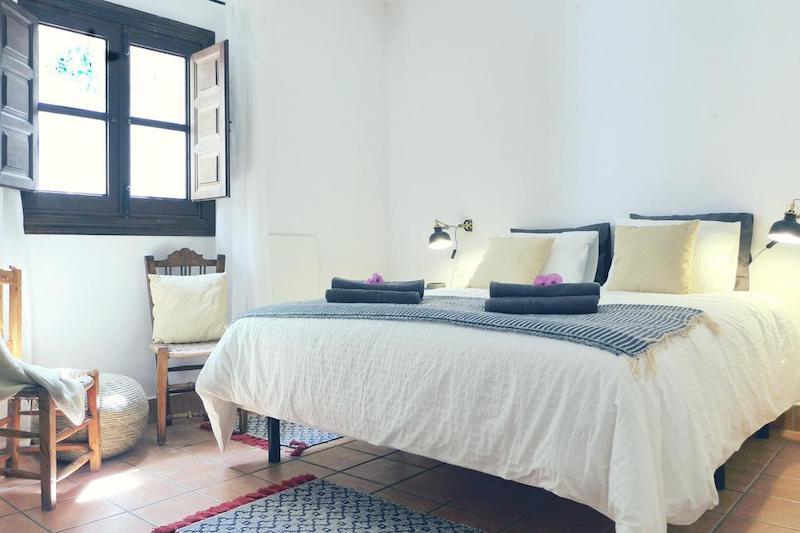 B&B Corazon Andaluz slaapkamer