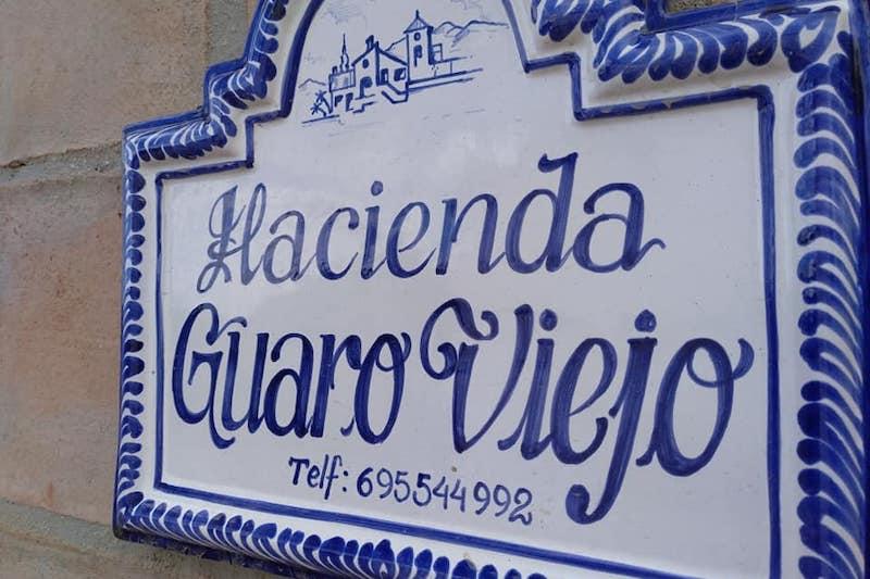 B&B Hacienda Guauro Viejo Andalusie