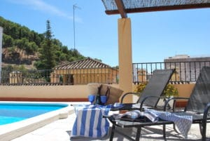 Malaga Feeling zwembad