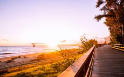 Senda Litoral: wandelen langs de kust van Malaga