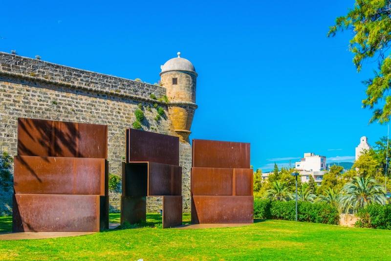 Museum Es Baluard op Mallorca