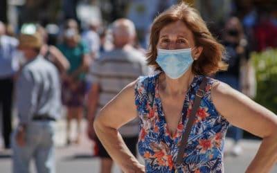 Waar in Spanje moet je een mondkapje op?