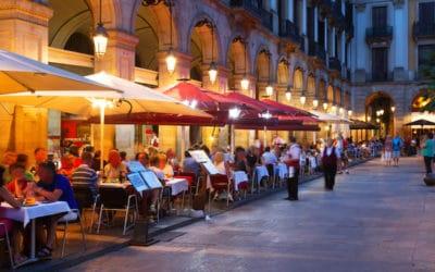 Wanneer eten de Spanjaarden?