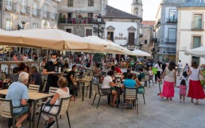 mensen in Vigo