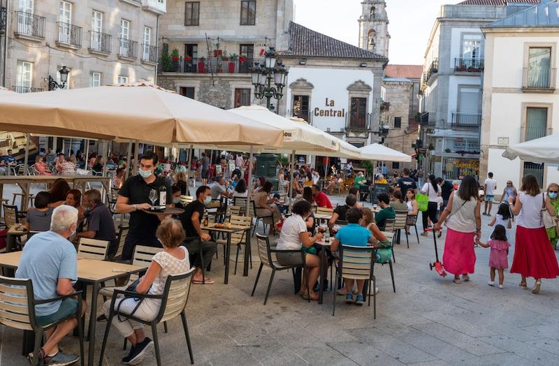 Waarom kreeg heel Spanje ineens oranje?