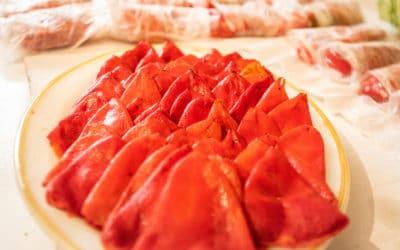 De 'piquillo' paprika: het rode goud