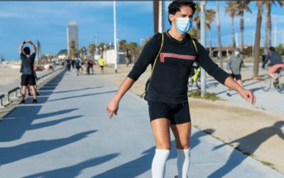 Corona-besmettingen in Spanje blijven dalen