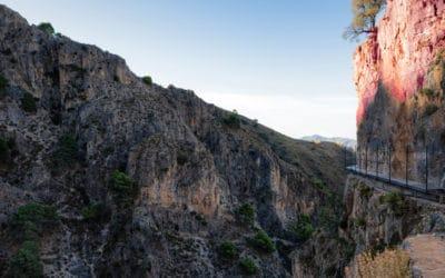 Caminito del Rey in de Axarquía weer open voor publiek