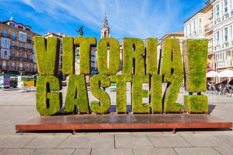 Vitoria: de groene hoofdstad van Baskenland