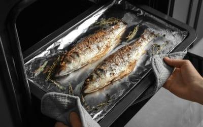 Spaans recept: gevulde zeebaars uit de oven