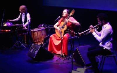 Winactie flamencoartieste María Marín in de Meervaart