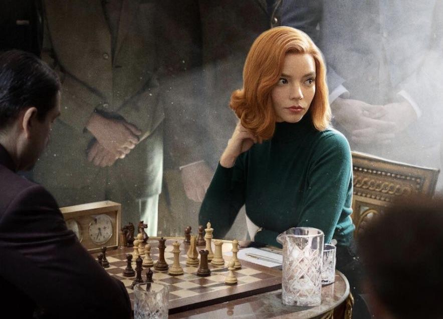 Actrice The Queen's Gambit heeft Spaanse roots