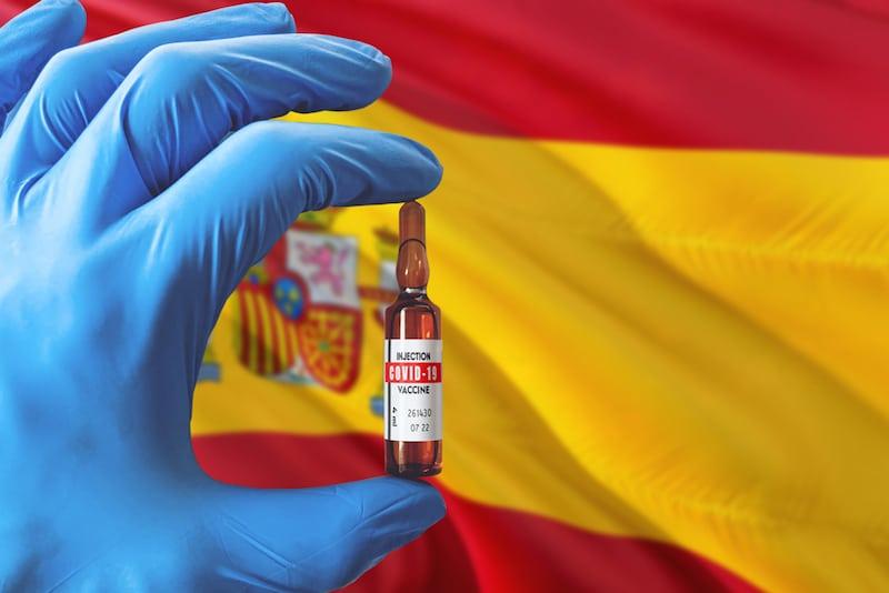 Spanje zet eerste vaccinaties tegen coronavirus