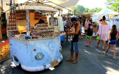Hoe werd Ibiza een plek voor hippies?
