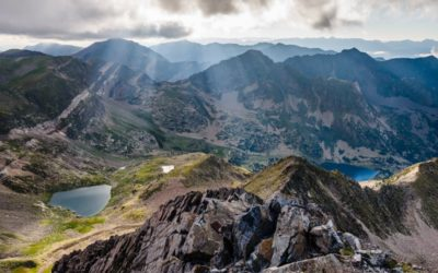 Adrenaline in de Pyreneeën