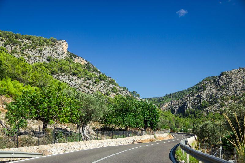 Fietsen op Mallorca Spanje