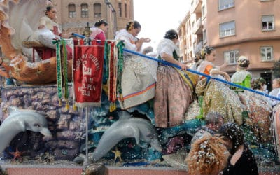 Magdalena-feesten in Castellón