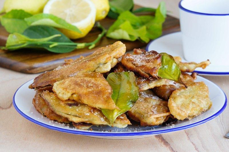 Paparajote als typisch Murciaans dessert