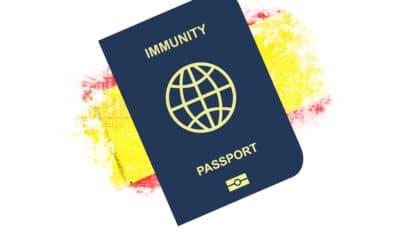 Spanje wil vaccinatiepaspoort voor toerisme