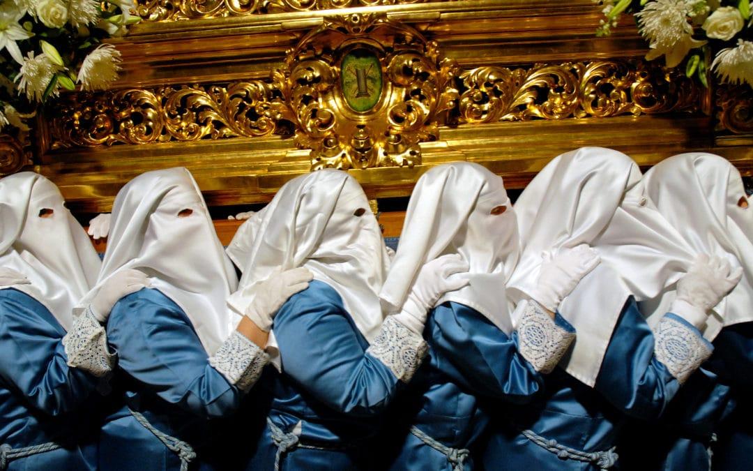 Geen Semana Santa vanwege COVID