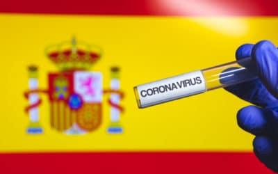 Covid Spanje