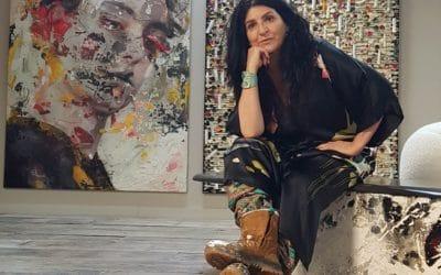Lita Cabellut: 'Wij verkopen dromen'